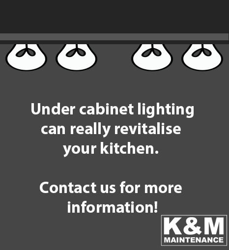 guide to under cabinet lighting