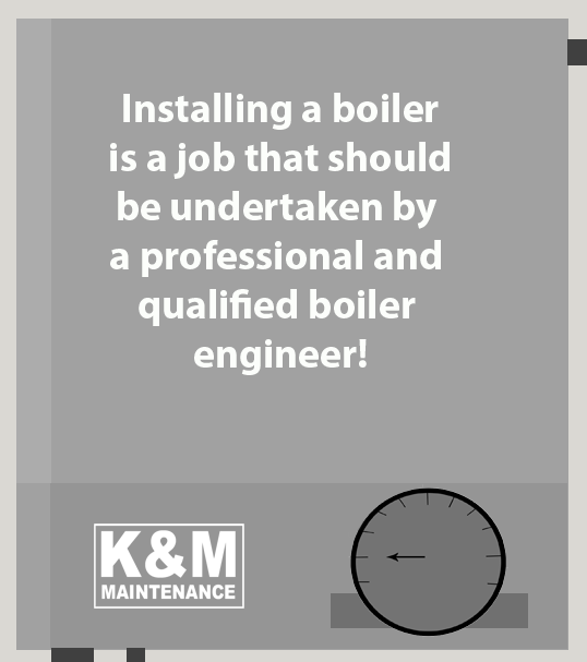 guide to boiler installations